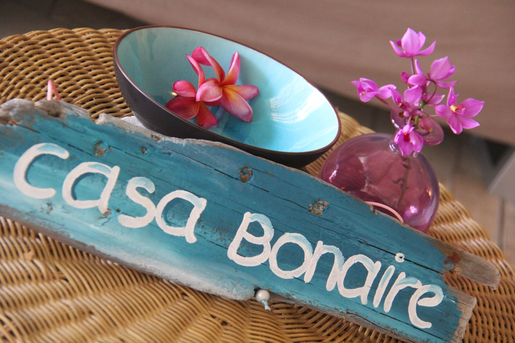 Welcome @ Casa Bonaire